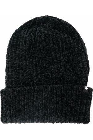 Molo Rib-knit beanie hat