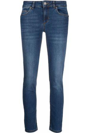 LIU JO Faded skinny jeans