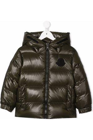 Moncler Enfant Idil padded hooded jacket