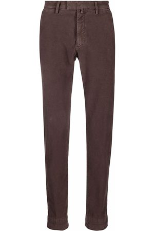 BRIGLIA Men Chinos - Slim-cut chino trousers