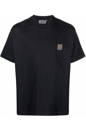 Carhartt Logo patch organic cotton T-shirt