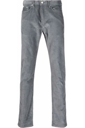 PS Paul Smith Slim-cut trousers - Grey