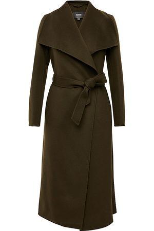 Mackage Belted Light Wool Coat