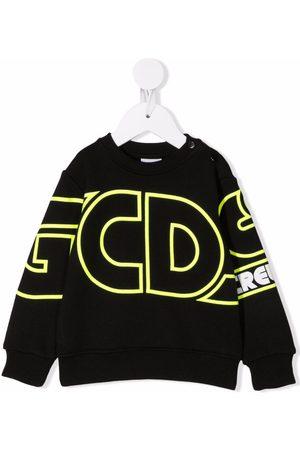 Gcds Kids Logo sweatshirt