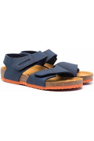 Birkenstock Kids Debossed-logo sandals