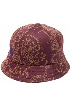 Pins & Needles Butterfly logo bucket hat
