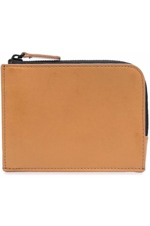 COMMON PROJECTS Zipped wallet - Neutrals