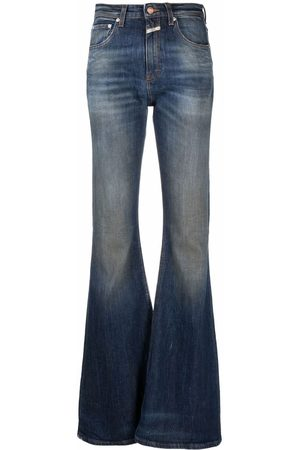 Closed Mid-rise bootcut jeans