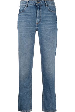 ROSEANNA Women High Waisted - High-rise cropped jeans