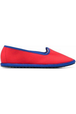VIBI VENEZIA Positano two-tone slippers