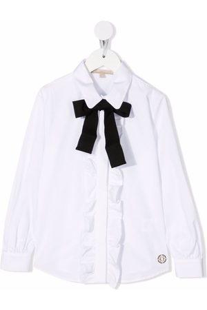 Elie saab Ruffle detail blouse