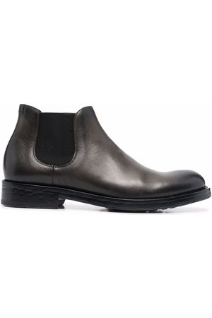 Doucal's Men Ankle Boots - Ankle chelsea boots - Grey