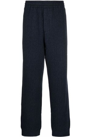 Emporio Armani Knitted joggers