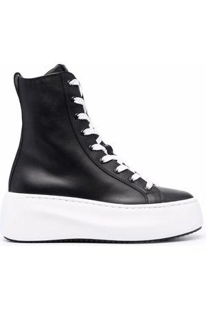 Vic Matie Platform lace-up boots