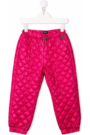 Il Gufo Quilted track pants