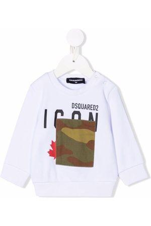 Dsquared2 Kids Icon-print sweatshirt