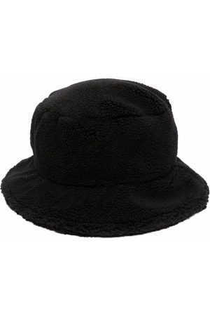 STAND STUDIO Faux-shearling bucket hat
