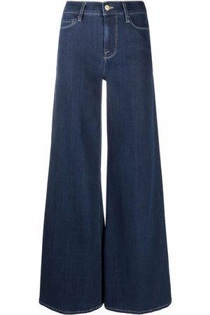 FRAME Wide-leg jeans
