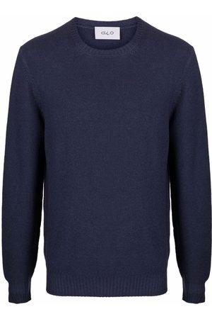 D4.0 Crew neck wool jumper