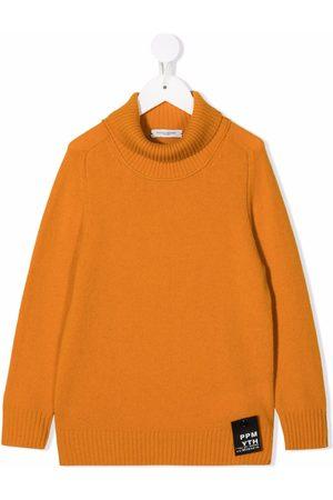 Paolo Pecora Roll-neck merino wool jumper