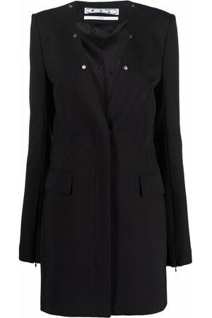 Off-White Long-sleeve blazer dress