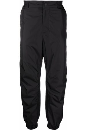 Moncler Grenoble Cuffed straight-leg trousers