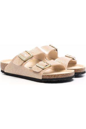 Birkenstock Kids Magic Galaxy buckled sandals - Neutrals