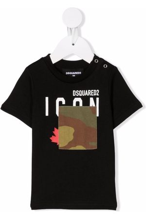 Dsquared2 Kids Icon-print T-shirt