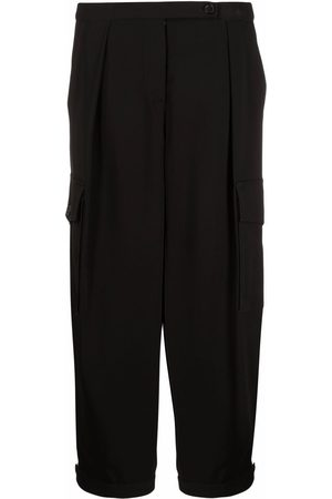 Aspesi Side cargo-pocket trousers
