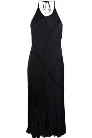 Diesel Emma halter-neck dress