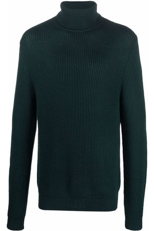 Woolrich Ribbed-knit roll-neck jumper