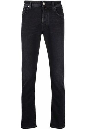 Jacob Cohen Faded-effect slim-fit jeans