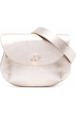 Bonpoint Girls Bags - Cherry-plaque crossbody bag