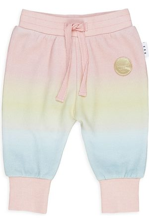 Huxbaby Baby's, Little Girl's & Girl's Ombr Track Joggers