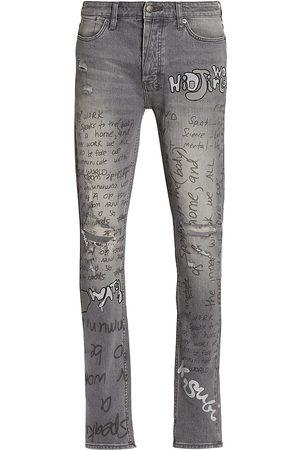 KSUBI X Hidji Van Winkle Homework Skinny Jeans