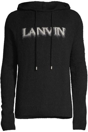 Lanvin Knitted Hoodie Sweater