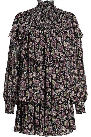Cinq Sept Drew Georgette Dress