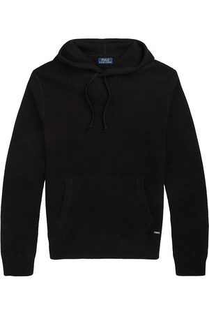 Polo Ralph Lauren Washable Cashmere Hooded Sweater