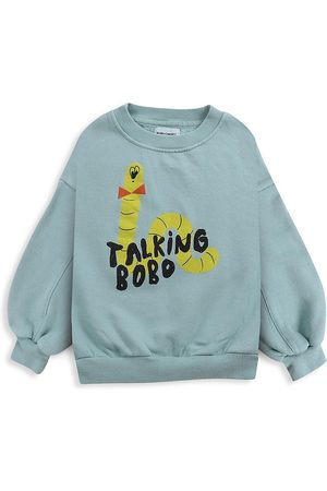 Bobo Choses Sweatshirts - Little Kid's & Kid's Scholar Worm Sweatshirt