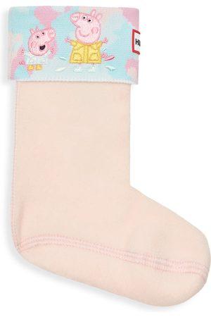 Hunter Little Kid's x Peppa Pig Fleece Boot Socks