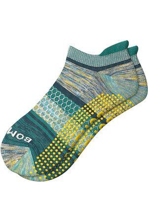 BOMBAS Brush Stripe Ankle Socks