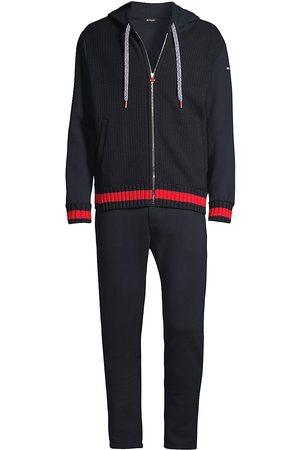 Kiton Men Sports Pants - Jogger Sweatshirt & Sweatpants Set