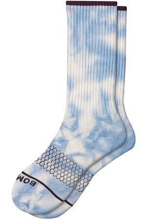 BOMBAS Merino Wool-Blend Cushioned Calf Socks
