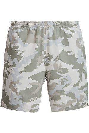 Ralph Lauren Men Shorts - Athletic Compression-Lined Shorts