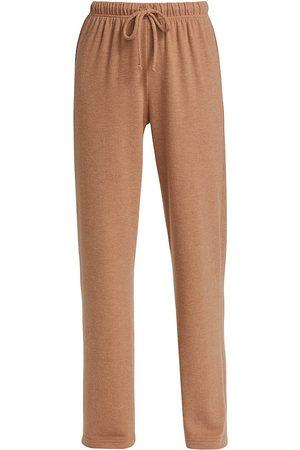 Donni. Straight-Leg Drawstring Sweatpants