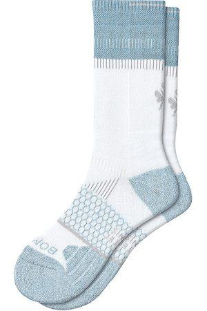 BOMBAS Women Socks - Colorblocked Calf Socks