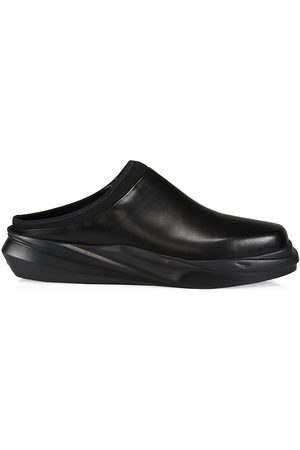 1017 ALYX 9SM Men Mules - Mono Leather Mules