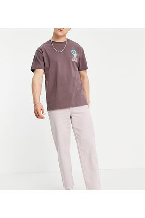 Reclaimed Men Straight - Inspired '94 classic fit jeans in lilac