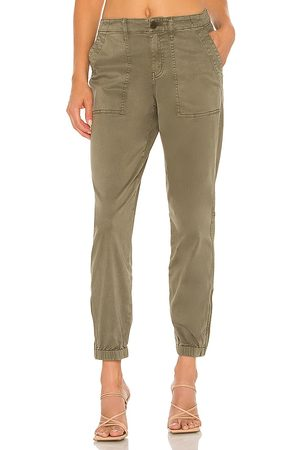 Sanctuary Peace Trooper Pant in Army.