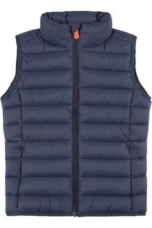 Save The Duck Kids - Navy Andy Vest - 4 Years - - Gilets